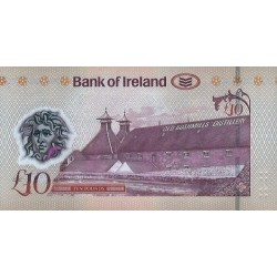 NORTHERN IRELAND 10 Pound 2017 UNC - P.NEW